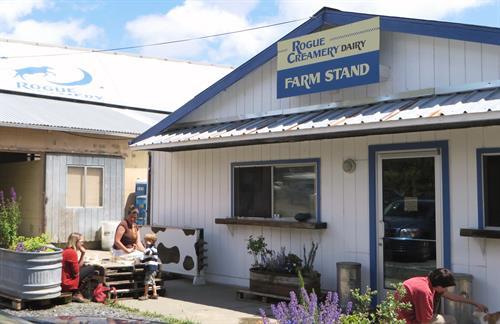 Rogue Creamery  DairyFarmStand