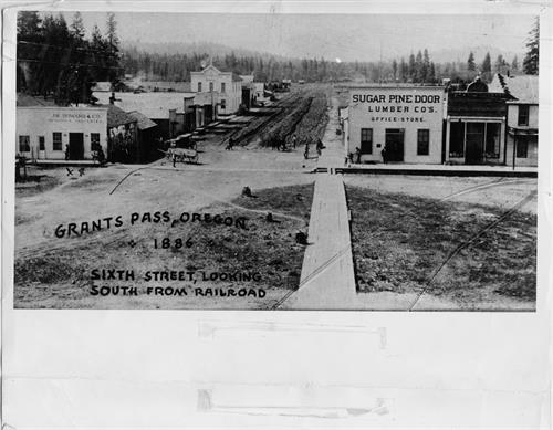 Grants Pass 1886