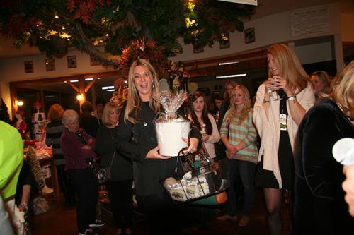 Win something great at Ladies Night Out!