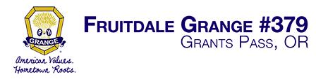 Fruitdale Grange #379