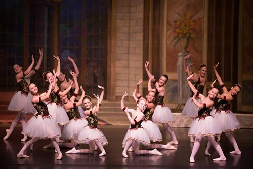 2017 Production of Sleeping Beauty