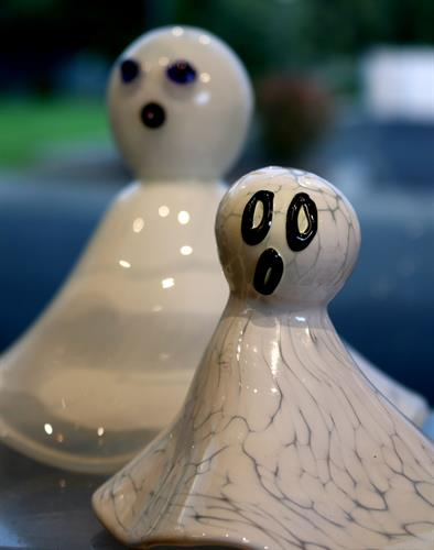 Glass ghosts