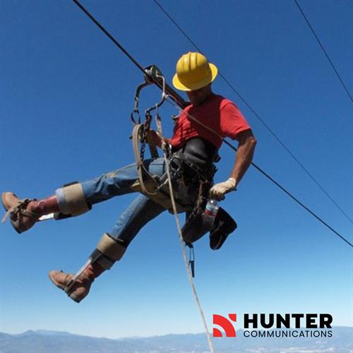 Hunter Communications provides ultra-high-speed fiber optic broadband internet, data and voice services to business and residential customers in communities throughout southern Oregon and northern California.