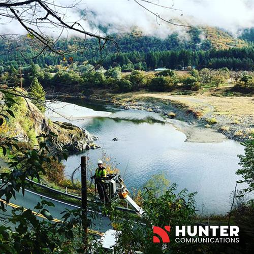 Hunter Communications delivers reliable internet and phone services to businesses and homes in Southern Oregon and Northern California. Better connections start here.