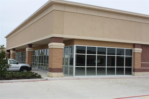 Need a retail space built or built out? We can help you.