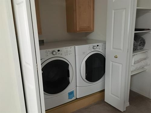 Full size washer and c