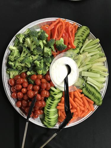 Traditional Veggie Tray