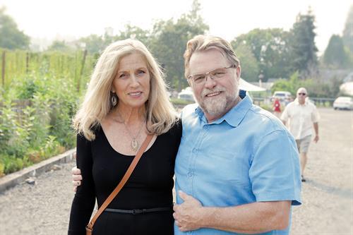 Joe & Suzi Ginet