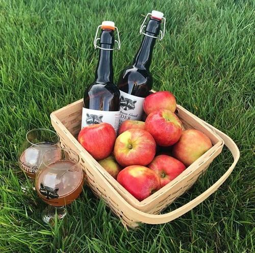 Connect with Apple Outlaw on Facebook to hear the latest on our ciders, orchard and special events.