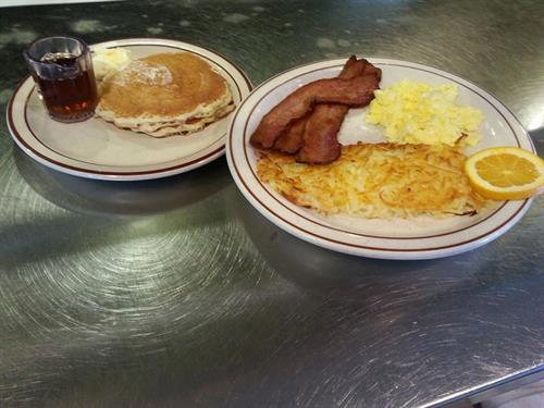 Our Anytime Breakfast Special- Breakfast Served ALL DAY LONG!