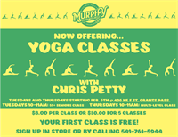 Yoga with Chris Petty