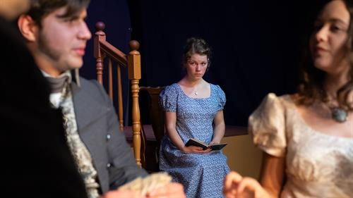 Barnstormers Production of Pride and Prejudice