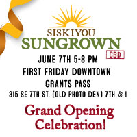 Siskiyou Sungrown CBD Grand Opening Celebration