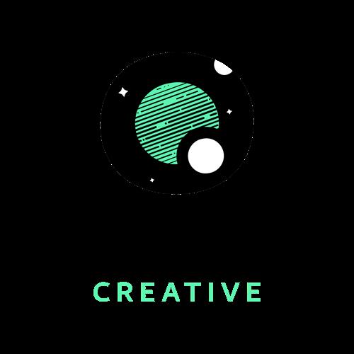 ORBITAL CREATIVE LOGO
