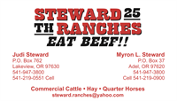 Steward Ranches
