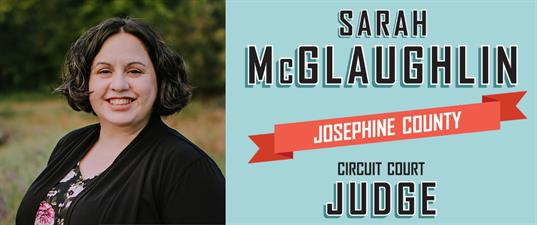 Sarah McGlaughlin, Circuit Court Judge