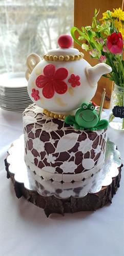 GG Sugarplum's 90th Birthday Cake