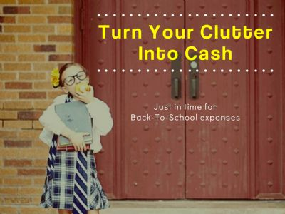 When you consign with Rhea Lana's of Grants Pass you can turn your clutter into cash!