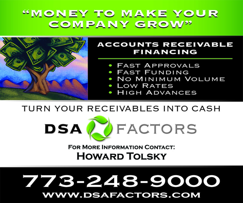 DSA Factors - Money to Make Your Company Grow