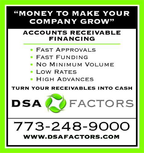 DSA Factors - Accounts Receivable Financing