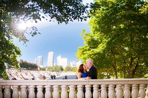 Chicago Engagement and Prewedding Photography