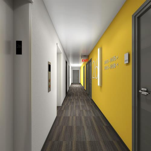Welcome Home Hallways