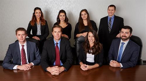Staver Accident Injury Lawyer, P.C. team