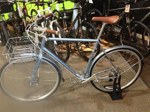 made in USA frame, lets design a bike together