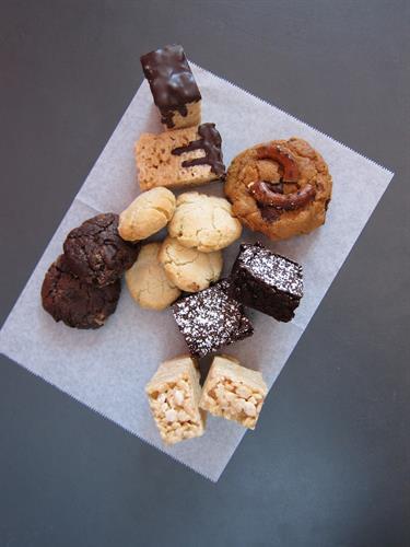 catering  - mini desserts