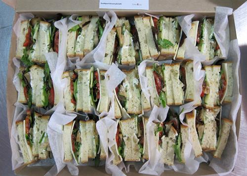 catering - sandwiches