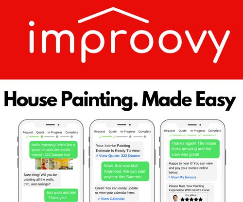 chicago house painting made easy