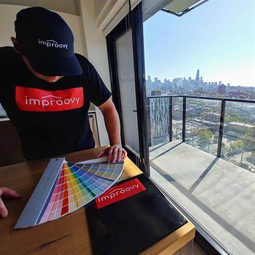 chicago paint colors