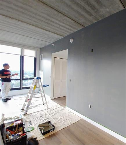 Chicago apartment painters