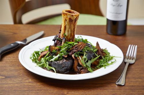 Braised Beef Shank for Two (credit Neil Burger)