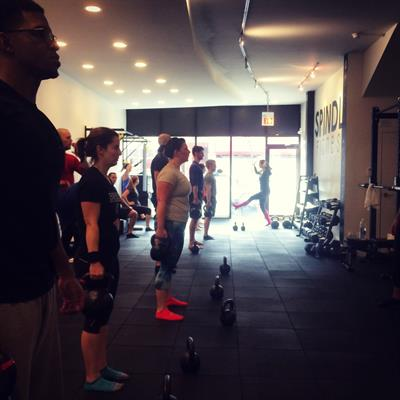 Spindle Fitness