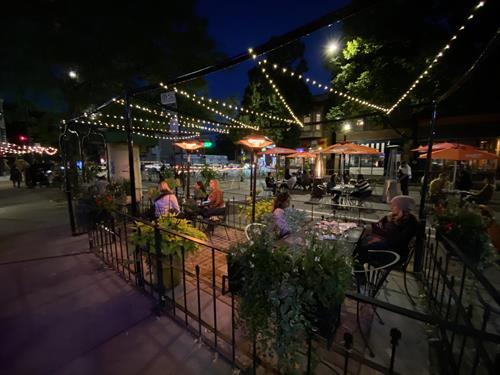 Volo Sidewalk Cafe - Summer 2020