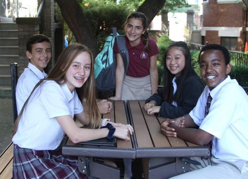 Middle School Leadership Opportunities