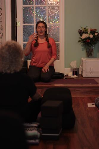 Yoga for All Ages and Abilities!