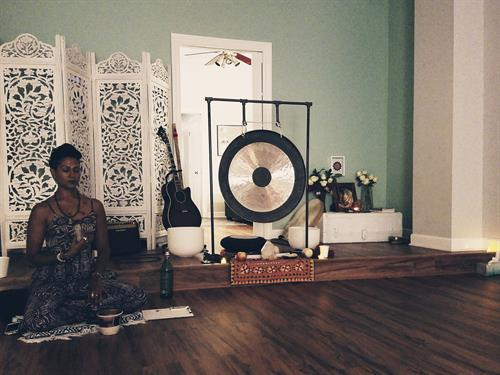 Sound Healing and Workshops