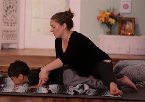 Yoga for the Special Child Classes
