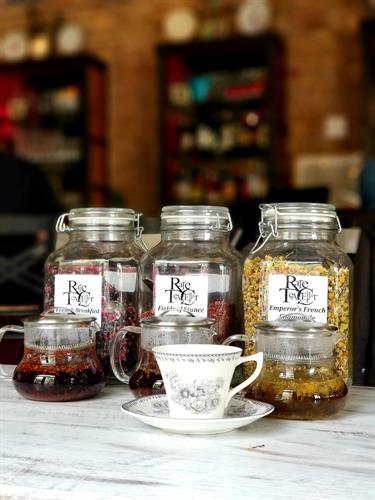 Le Sud Fine Tea Selections