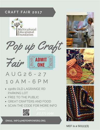 Lagrange Il Craft Fair