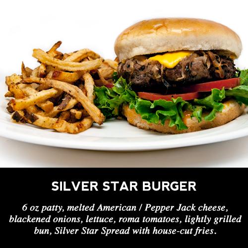 Silver Star Burger