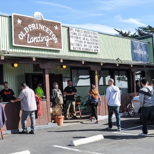 The Old Princeton Landing - Coastside's Biggest Little Music House