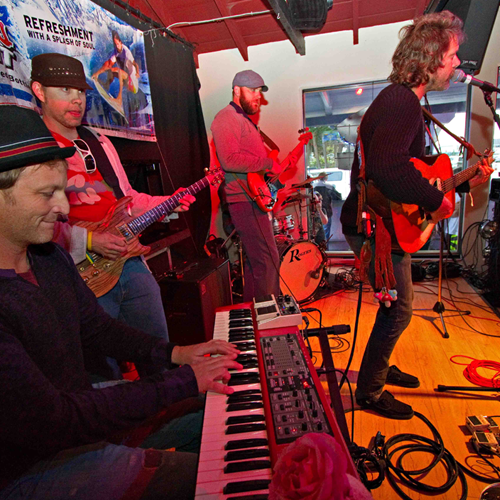 Best live music at the Old Princeton Landing