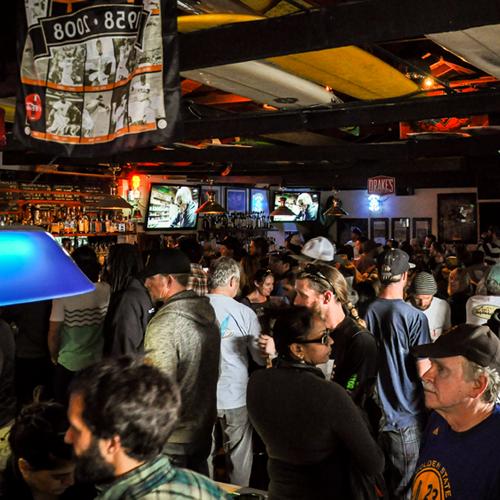 Mavericks 2016 Watch-Party at the Old Princeton Landing