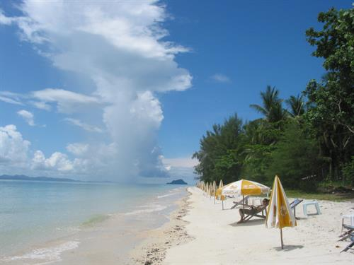 Relax, or explore the underwater world at the southern beaches of Thailand