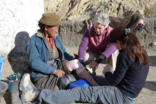 Bringing much needed medical care to remote villages in the HImalaya