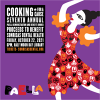 7th Annual Cooking For A Cause Hosted by Sonrisas Dental Health