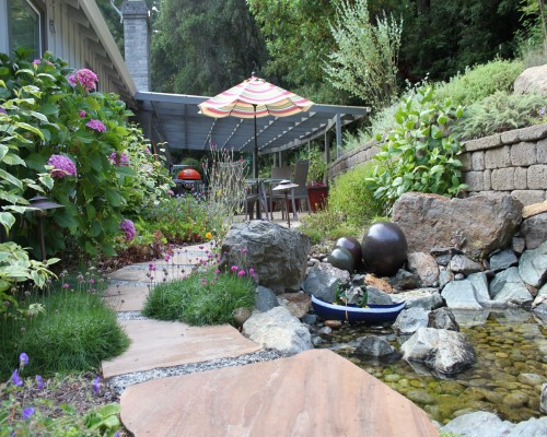 Your backyard oasis